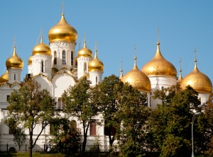 Two-day Moscow tour