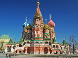 One-day Moscow tour