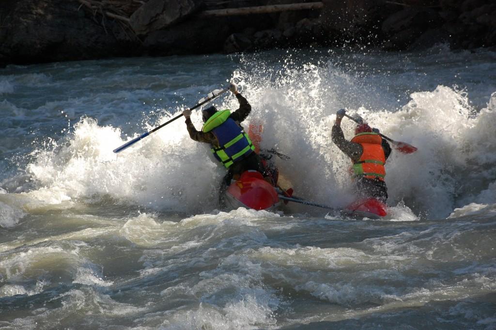 Altai Rafting