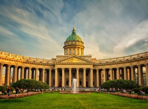 One-day Saint-Petersburg Tour
