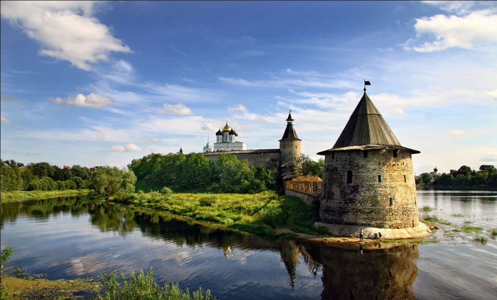 Ancient Russia Pskov 2