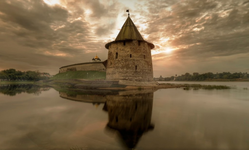 Ancient Russia Pskov
