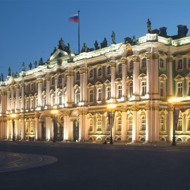Hermitage Museum Facts