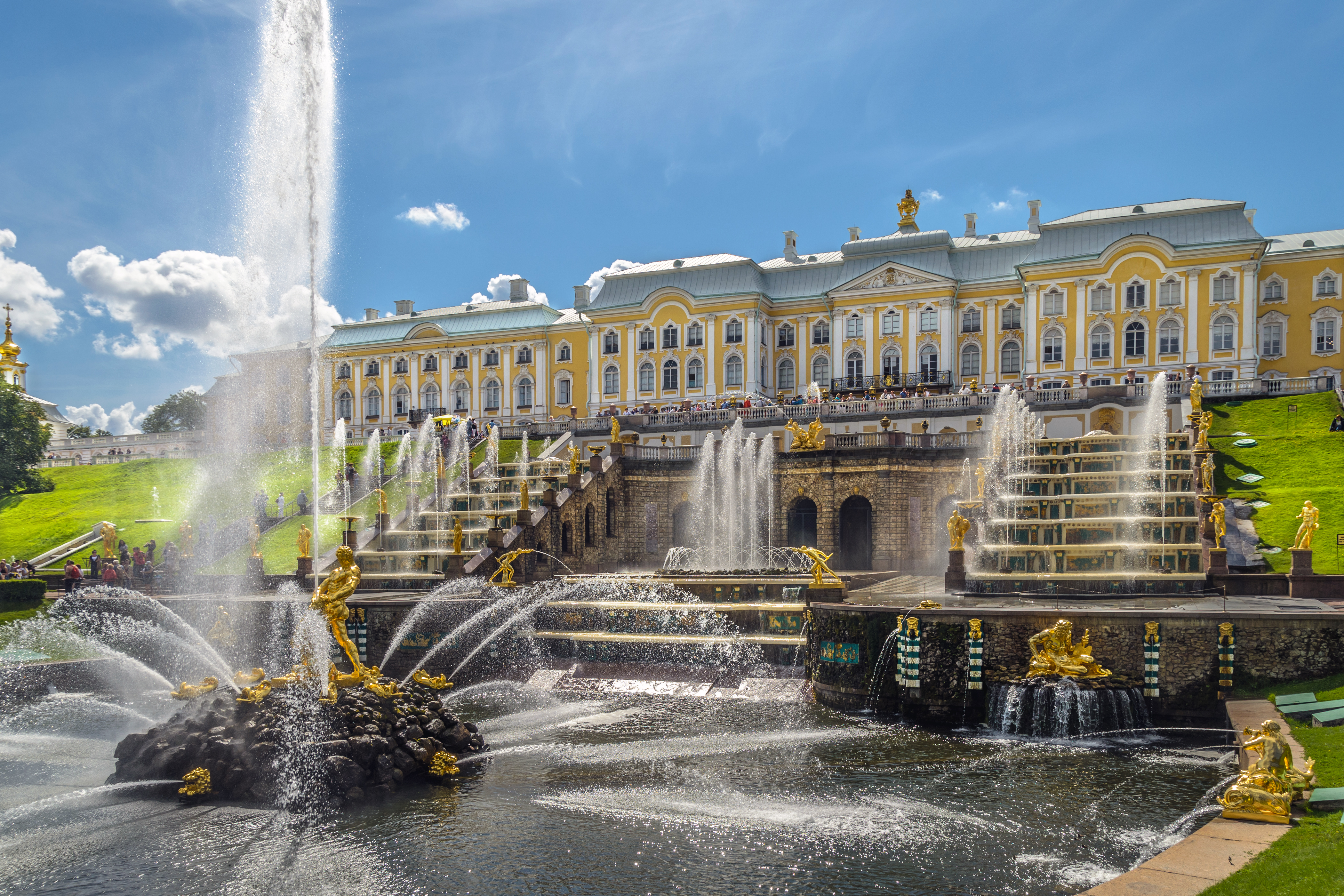 Cascade-in-Peterhof