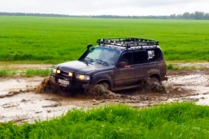 Russian offroad adventure from Moscow