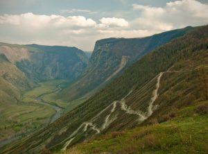 Jeep tour russia