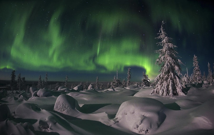 Nothern-lights-Russia
