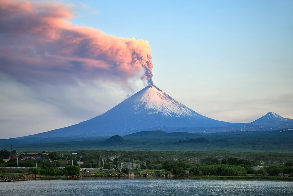 Volcanoes of Kamchatka