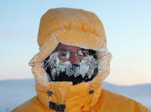 Expedition to the Pole of Cold